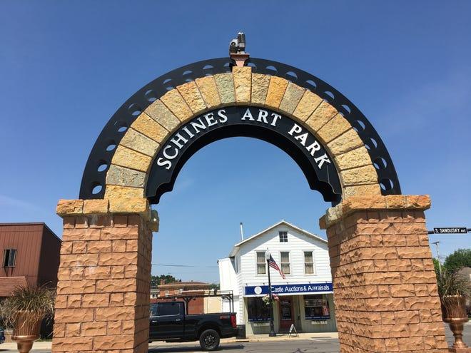 Schines Art Park file photo