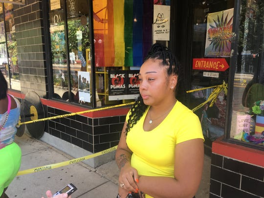 Airiana Camp said her friend Lois Oglesby was among the nine people killed in downtown Dayton Sunday morning.