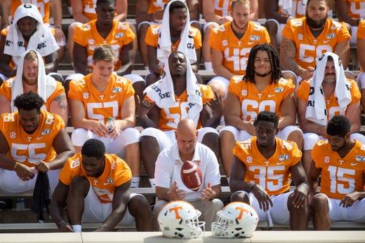 Tennessee Football: Josh Palmer Impresses Tee Martin