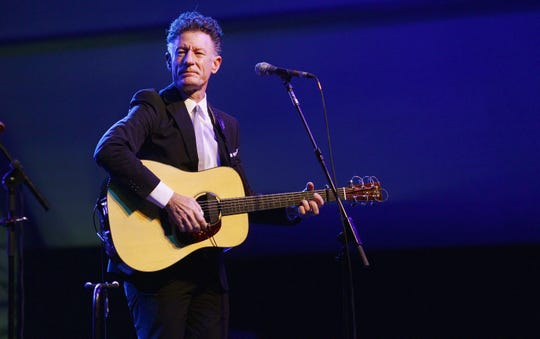Lyle Lovett and his Large Band perform Aug. 11, 2019, at the Montgomery Performing Arts Centre.