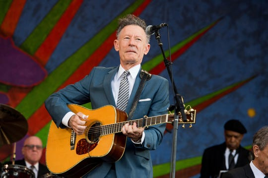 Singer-songwriter Lyle Lovett brings his fusion of folk, rock, country and gospel to the Montgomery Performing Arts Centre on Aug. 11, 2019.