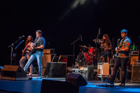 Montgomery band Whatley & Co. will perform at the Capri Theatre on Aug. 14, opening for Jamey Johnson.