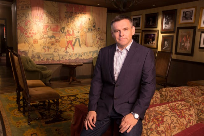 Dan Rogers, vice president and executive producer of the Grand Ole Opry