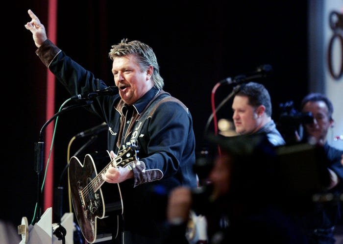 Country music star Joe Diffie dies from coronavirus complications at 61