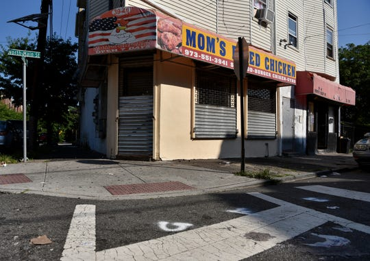 A shooting took place early Sunday morning at Mom's Fried Chicken near North Main and Clinton streets in Paterson on August 4, 2019. A 20-year-old and 18-year-old were wounded in the shooting shortly before midnight, according to the Passaic County Prosecutor's Office. Both men are expected to survive.