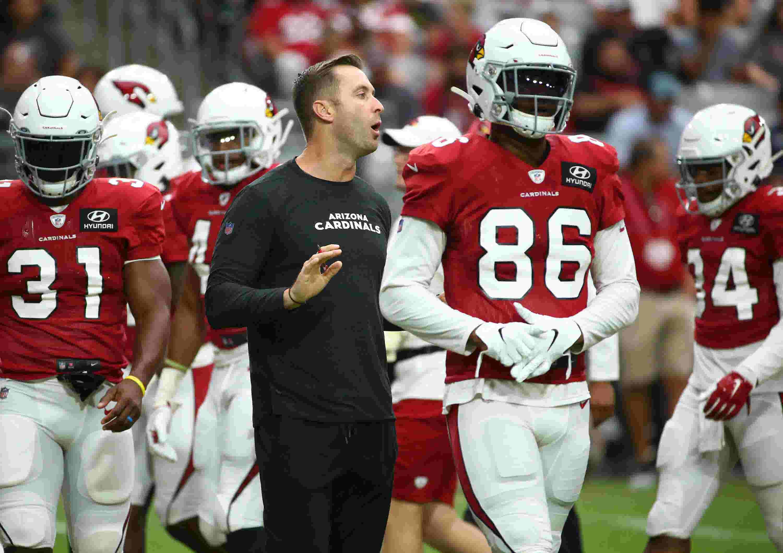 Arizona Cardinals sign receiver Michael Crabtree, report says