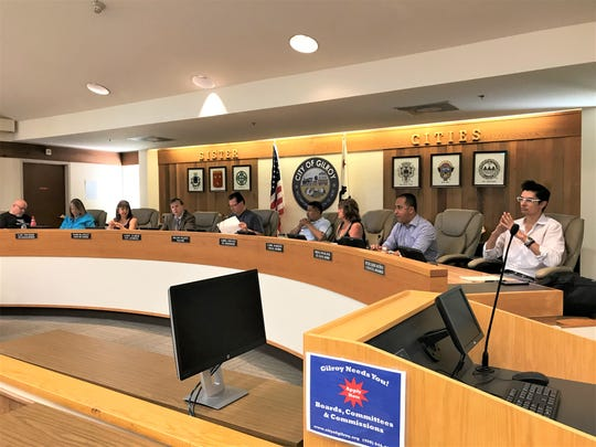 "The Gilroy City Council met in closed session Saturday morning to discuss the city's ""significant exposure to litigation"" as a result of the shooting during the Gilroy Garlic Festival."
