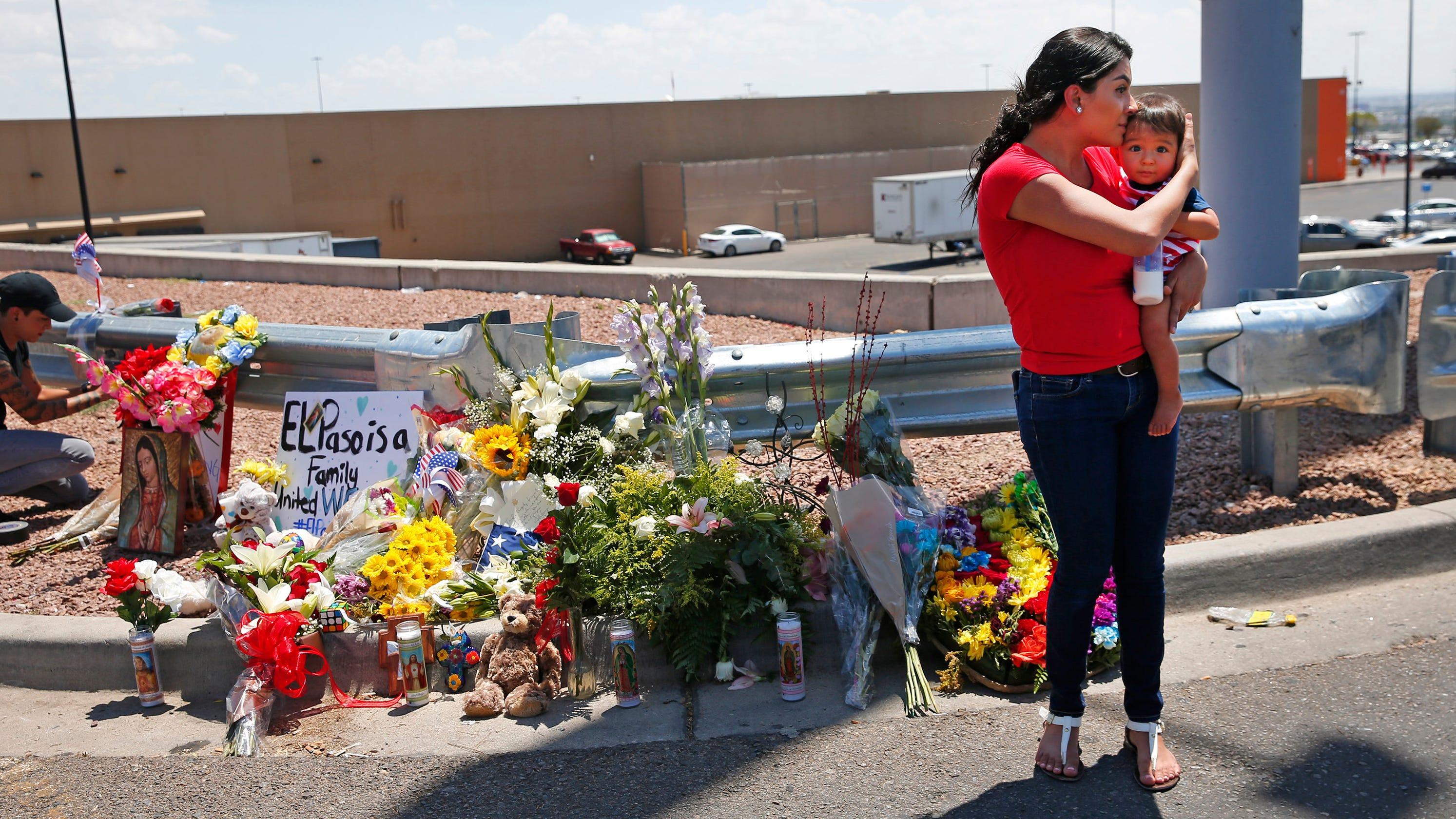 El Paso shooting and Dayton shooting: What Trump said