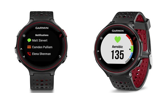 The Garmin will instantly improve your workout routine.