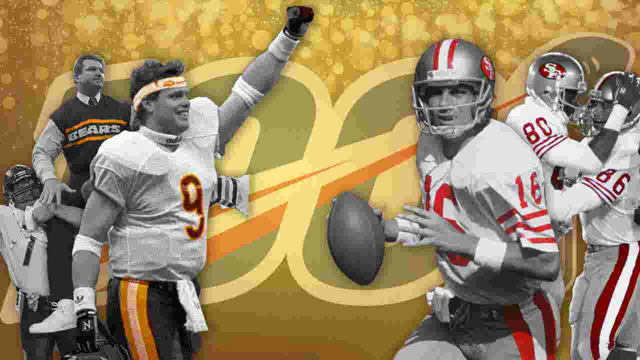 e506121c USA TODAY Sports Network's top 100 all-time NFL teams