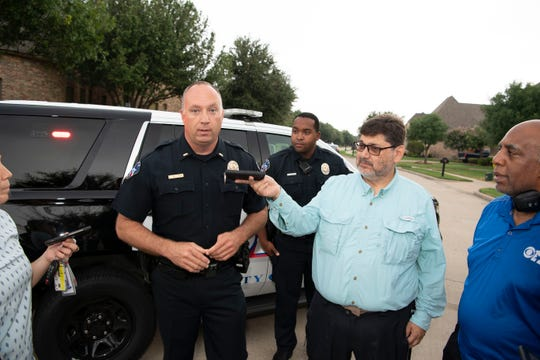 El Paso shooting: Neighborhood residents stunned by link to