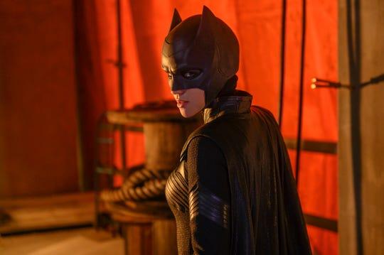 """Ruby Rose as Kate Kane/Batwoman in CW's """"Batwoman."""""""