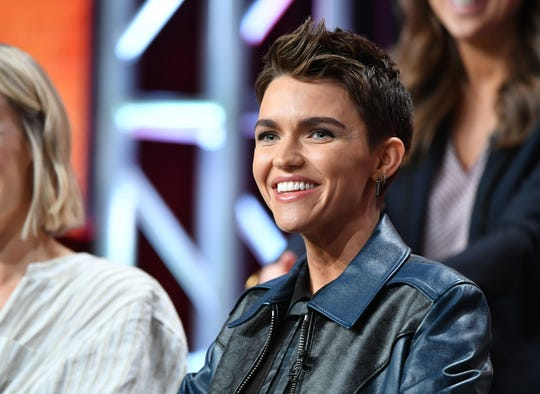 """Ruby Rose attends 2019 Summer TCA Press Tour for """"Batwoman."""""""