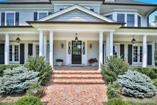 Rumson $2.9M home at 4 Briarwood Road is simply flawless.