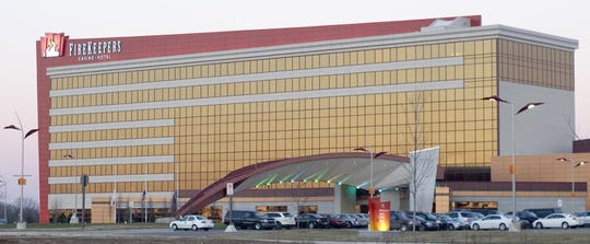 FireKeepers Casino built its four-diamond hotel in 2012.