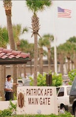Two buildings at Patrick Air Force Base were placed on lockdown, officials report