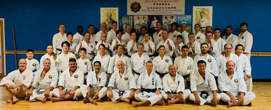Attendees came together this past weekend for Cocoa Beach Karate's 8th annual Soke Takayoshi Nagamine Memorial Event to remember and honor the son of the founder of Matsubayashi karate, O'Sensei Shoshin Nagamine.