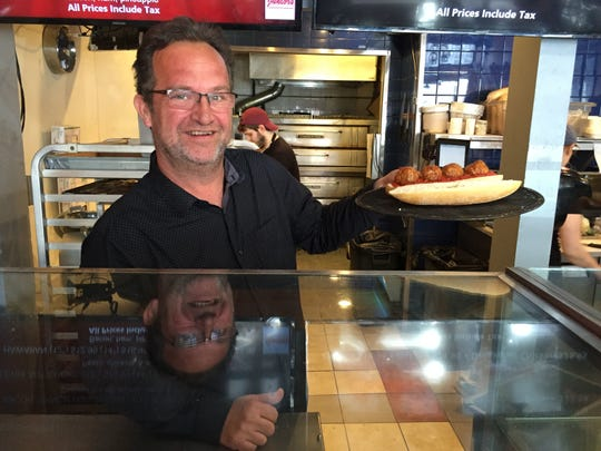 Amir Jusufagic, co-owner of Piesanos in Burlington, opened Sorriso Pizzeria & Bar in South Burlington in late 2018.