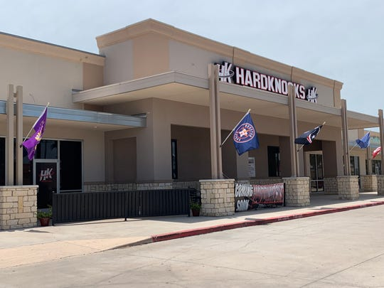 HardKnocks Sports Grill has opened its second location in Portland at 1702 U.S. Highway 181.