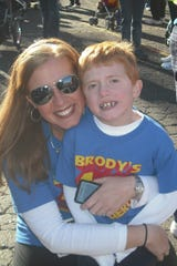 OCTOBER 3, 2012: HOMETOWN/BN/WEST CHESTER Before Brody Hammons was born, his parents didn't know anything was wrong. But soon after his birth he experienced seizures and his family brought him to Cincinnati Childrens for care. Brody was diagnosed with Duchenne muscular dystrophy, an aggressive form of the disease.  Share/Jordan Flinn
