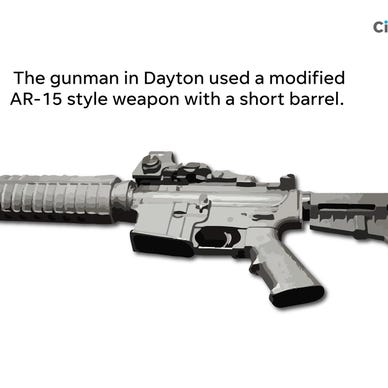 How the Dayton shooter's weapon may have exploited a loophole