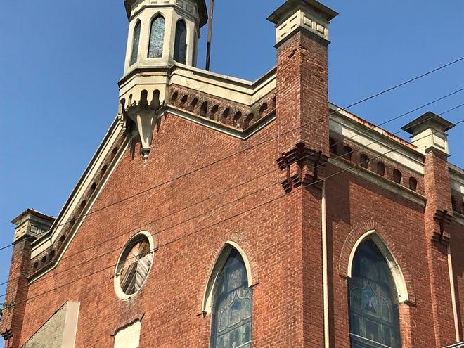 Revelation Baptist Church, 1556 John Street