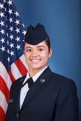 U.S. Air Force Airman 1st Class Elsie M. Sierra graduated from basic military training at Joint Base San Antonio-Lackland, San Antonio, Texas.