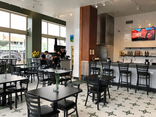 Pho Real Kitchen & Bar is holding its grand opening at 200 Fourth St. in Des Moines on Wednesday, Aug. 7, 2019.