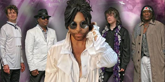 Prince tribute band, The Purple Xperience, is a five-member group from Minneapolis, Minnesota. They have been performing since 2011. The band plays at 7 and 9 p.m. Aug. 12 on the MidAmerican Energy Stage.