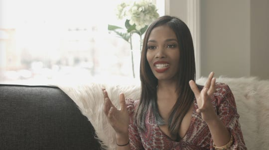 "Melissa Butler, founder of the Lip Bar in Detroit, is featured in ""She Did That."""
