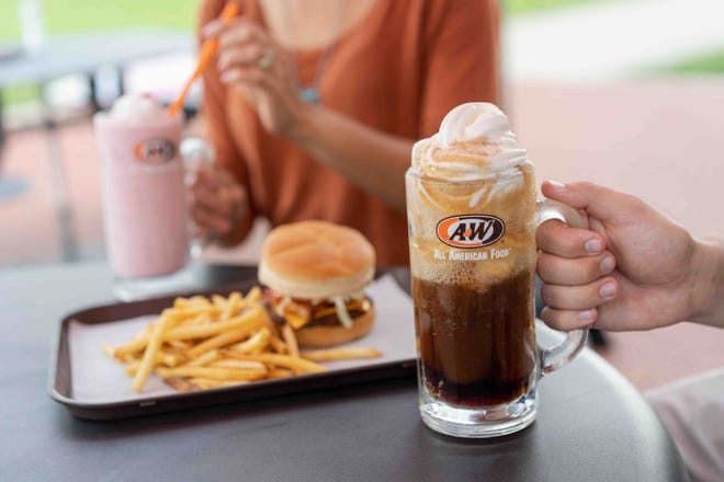 Tuesday is National Root Beer Float Day