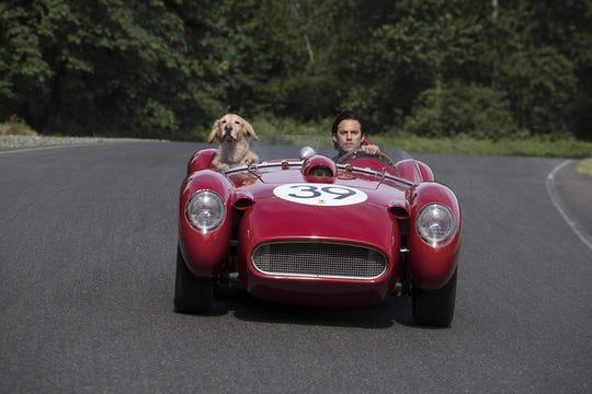 """Milo Ventimiglia in """"The Art of Racing in the Rain."""""""