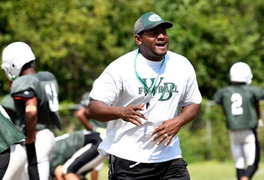 West Bloomfield coach Ron Bellamy has guided the Lakers to five straight playoff appearances, including the program's first trip to the Division 1 state final.
