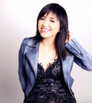 Keiko Matsui will kick off the Ferrario Elmira Jazz Festival.
