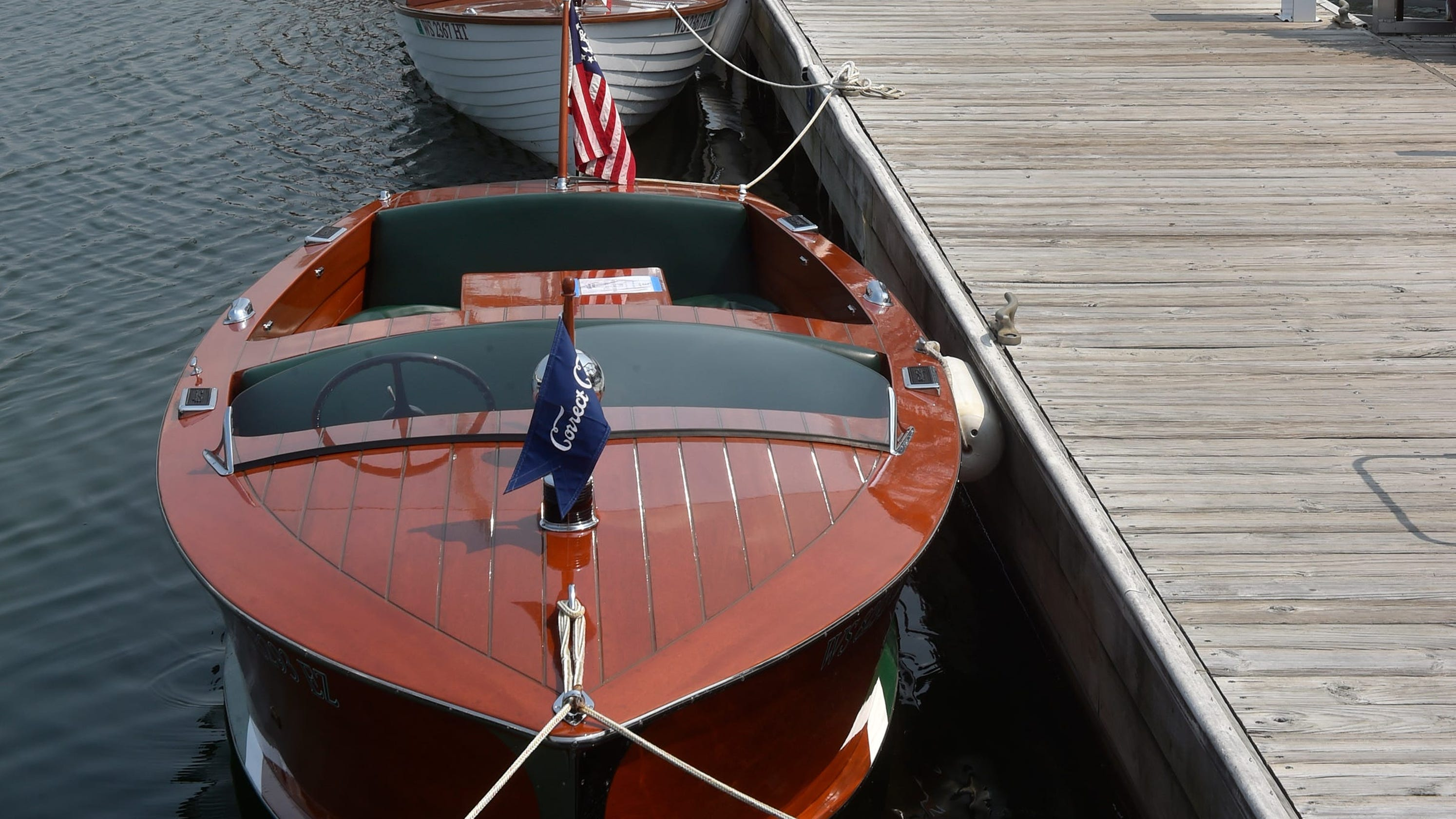 Door County Classic Wooden Boat Festival Planned For Aug 10 11