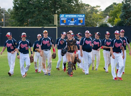 The Greer American Legion Post 115 defeated Fort Mill to capture its first state championship in 62 years