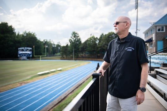 Don Frost, formerly the Christ Church Episcopal School head football coach has announced his retirement after 11 years and four consecutive state championship wins.