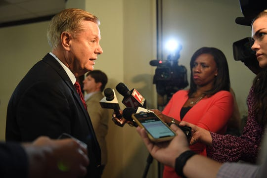 GREENVILLE NEWS – Lindsey Graham to introduce 'red flag' gun control legislation in wake of mass shootings