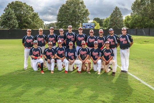 The Greer American Legion Post 115 baseball team won its first state championship since 1957