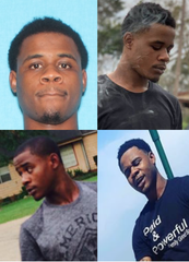 Eric Williams, 20, of Jackson, is a suspect in a July 20 homicide in Hattiesburg.