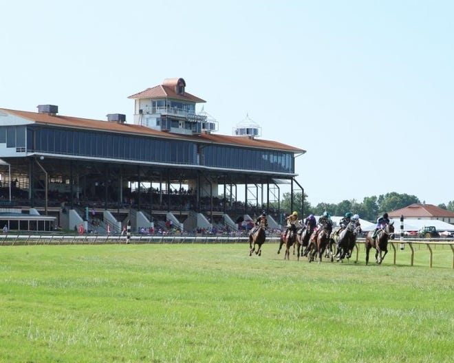 Ellis Park will lose three race days in July as well as three on Labor Day weekend.