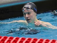 Carmel swimmer Jake Mitchell, 17, probably can't make Olympics; but what if he can?