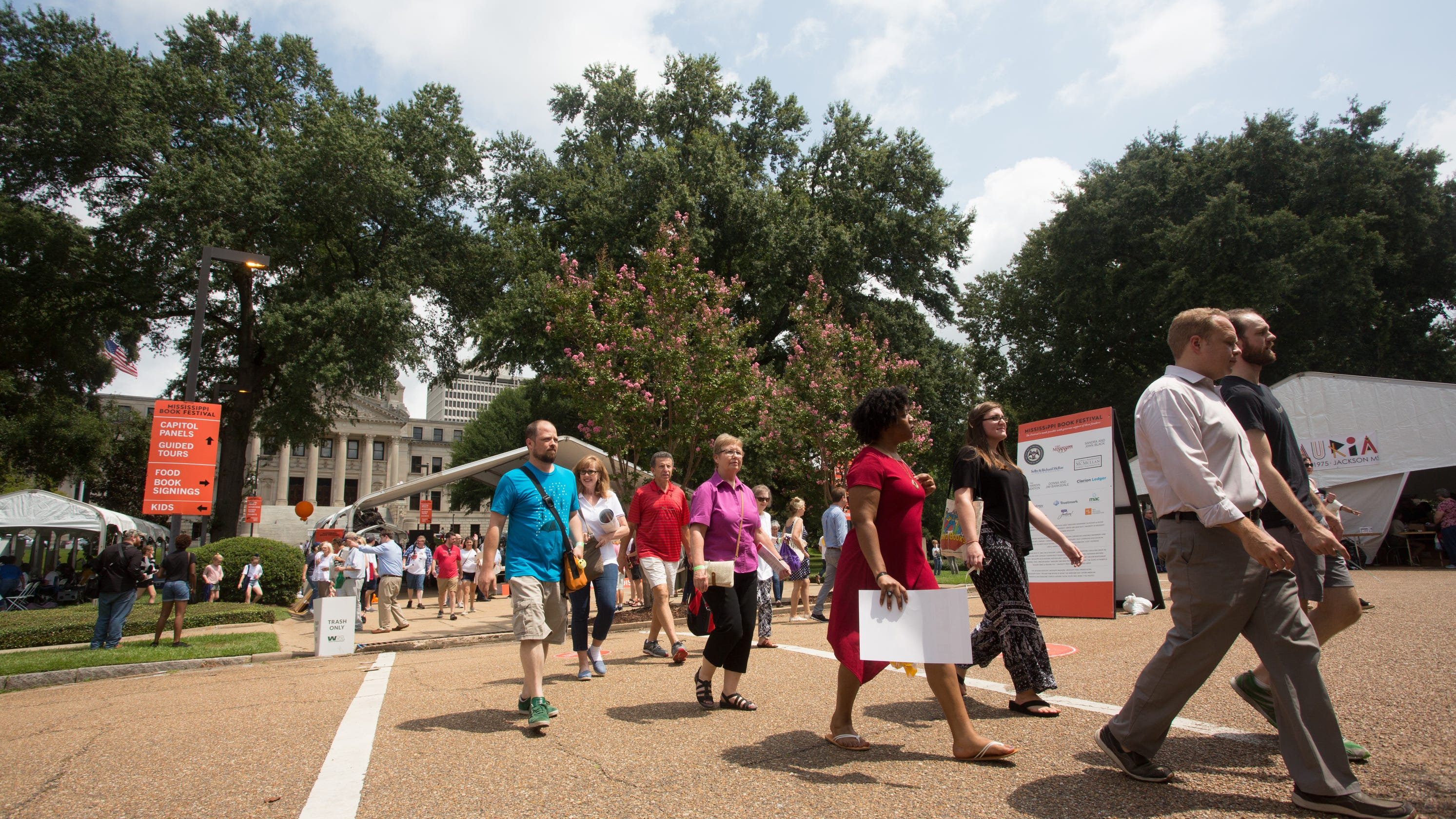 Top 10 things to do at the 2019 Mississippi Book Festival