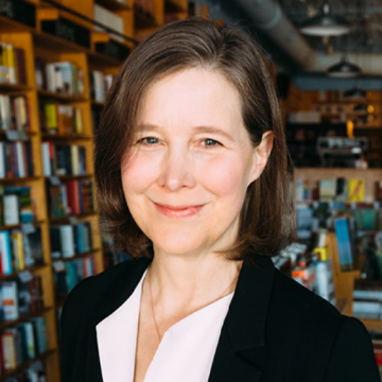 Novelist Ann Patchett