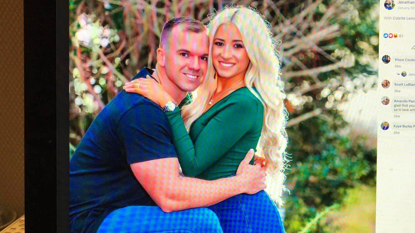 Engaged Louisiana corporal dies in Mississippi crash