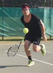 Nicky Wong will be going for his second men's singles title in Monday's 6 p.m. finals of the 86th News Journal/Richland Bank Tennis Tournament. This is the seventh time Wong has reached the finals.