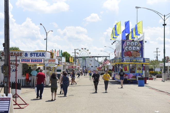 Officialsare looking at ways to best utilize the Richland County Fairground buildings for activities outside of fair week.