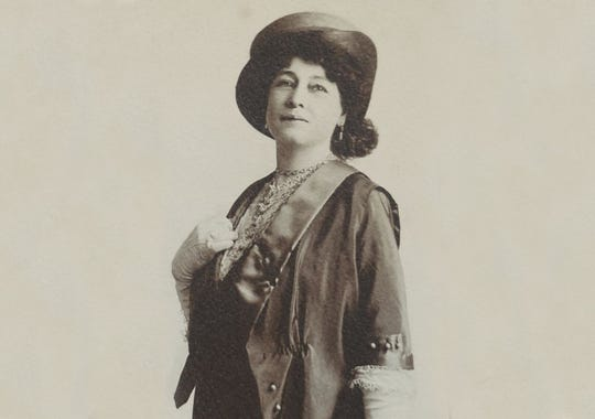 "Pioneering French filmmaker Alice Guy-Blaché is remembered with the documentary ""Be Natural: The Untold Story of Alice Guy-Blaché,"" which screens Thursday at the Crosstown Theater."