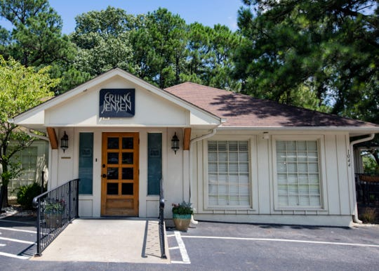 Erling Jensen Restaurant on S Yates Rd, August 2, 2019.