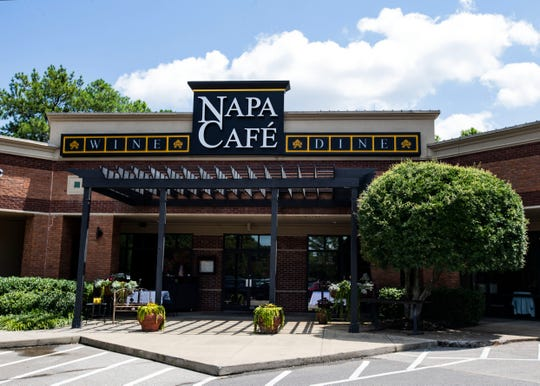 Napa Cafe on Sanderlin Ave, August 2, 2019.
